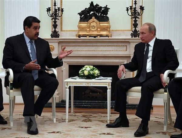 Rusia reafirma la asociación estratégica con Venezuela - ảnh 1