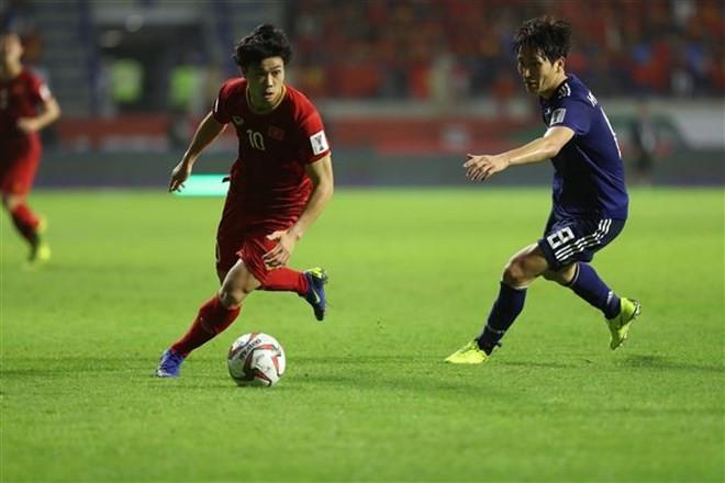 Copa Asiática de Fútbol 2019: Medios de comunicación internacionales lamentan la derrota de Vietnam - ảnh 1