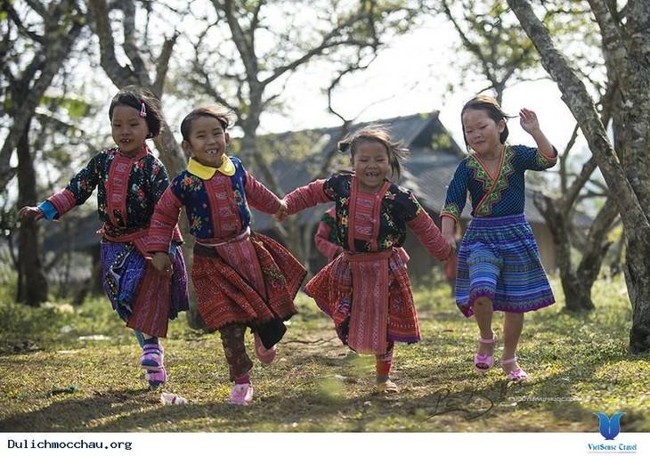 Por un Tet próspero para compatriotas pobres y étnicos en región norteña de Vietnam - ảnh 2