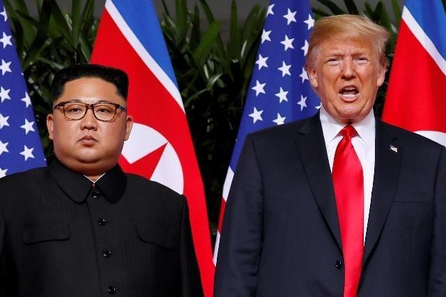Donald Trump elige a Hanói como sede de su próxima cumbre con líder norcoreano   - ảnh 1