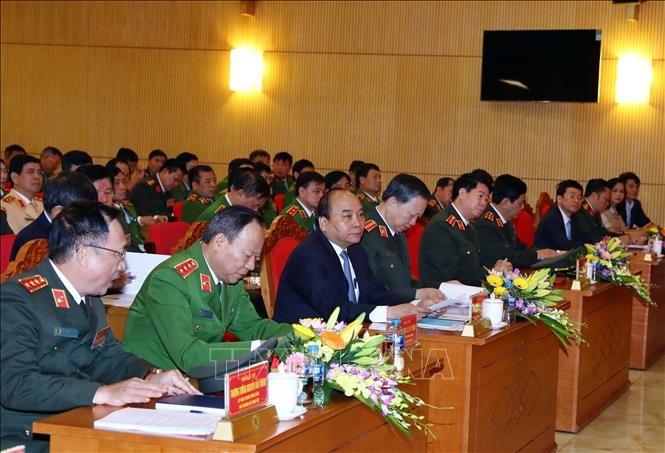 Vietnam consolida la profesionalidad del sector de seguridad pública - ảnh 1