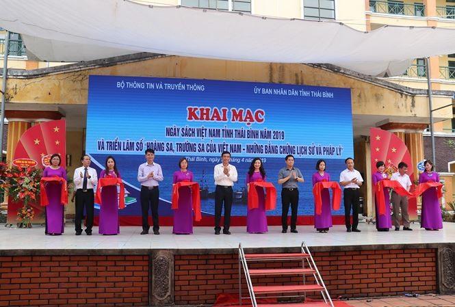 Presentan evidencias de soberanía vietnamita sobre Hoang Sa y Truong Sa en localidad norteña - ảnh 1