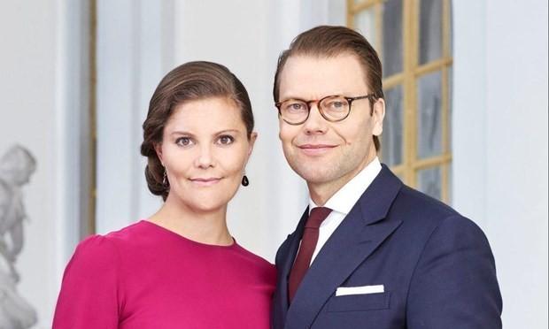 Princesa heredera de Suecia comienza visita oficial a Vietnam - ảnh 1