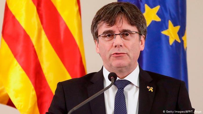 España considera la candidatura del expresidente de la Generalitat Carles Puigdemont a las elecciones - ảnh 1