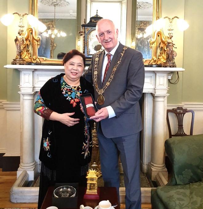 Hanói fortalece cooperación con Irlanda y Reino Unido - ảnh 1