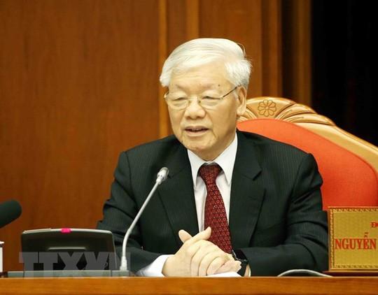 Concluye el décimo pleno del Comité Central del Partido Comunista de Vietnam  - ảnh 1