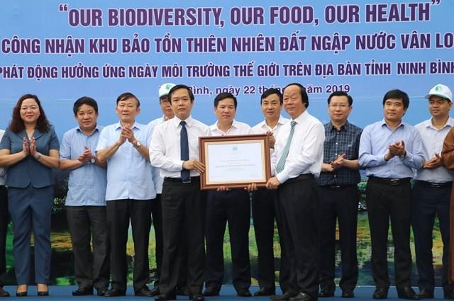Vietnam responde al Día Internacional de la Diversidad Biológica 2019  - ảnh 1