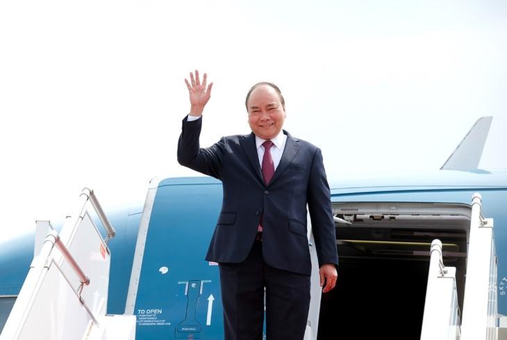 Jefe del Gobierno vietnamita prepara la visita a Suecia - ảnh 1