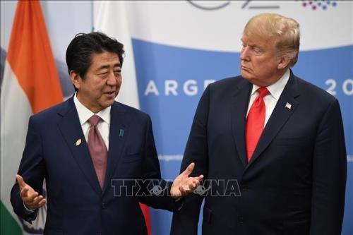 Japón y Estados Unidos reafirman alianza  - ảnh 1