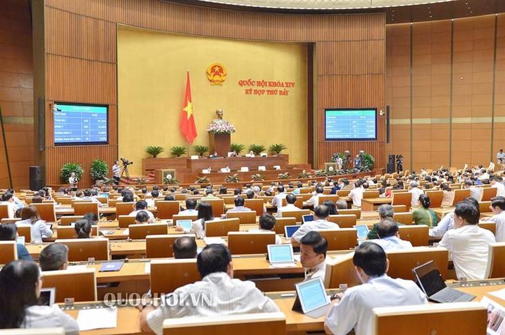 El plan de confección de políticas y leyes centra agenda del Parlamento vietnamita  - ảnh 1