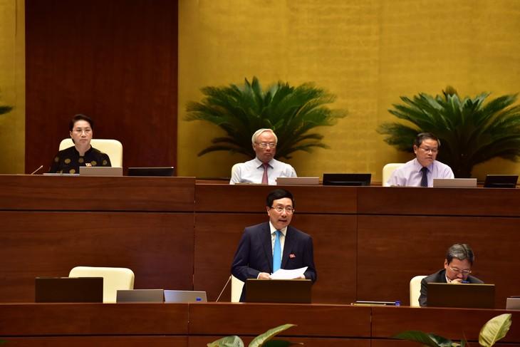 Vietnam insiste en la defensa de la soberanía nacional sobre mares e islas - ảnh 1