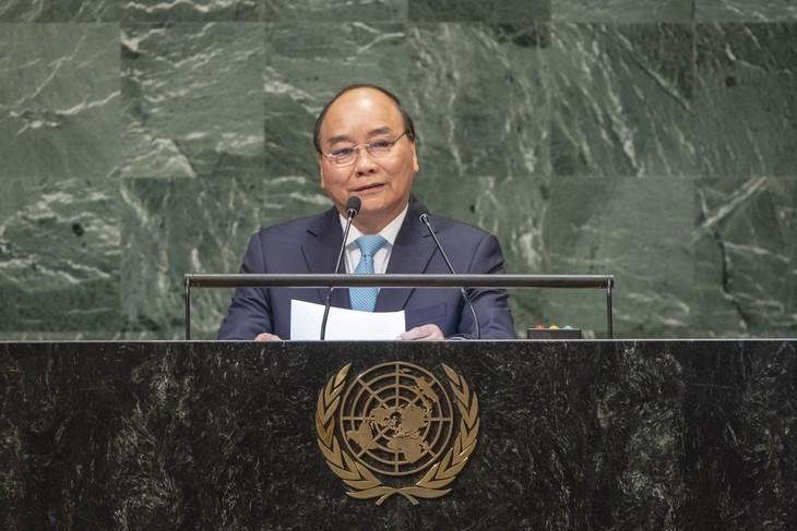 Vietnam, socio por la paz sostenible del mundo - ảnh 1