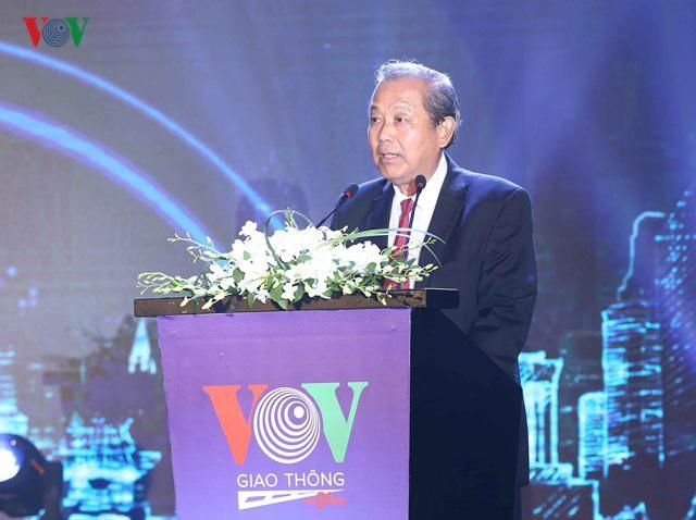 Canal de Tráfico de la Voz de Vietnam celebra sus 10 años - ảnh 1