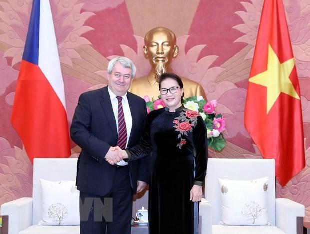 Vietnam y la República Checa impulsan la cooperación en 70 aniversario de relaciones bilaterales - ảnh 1