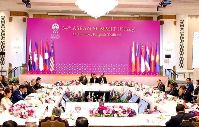 Asean determinada a construir una región de paz y estabilidad  - ảnh 1