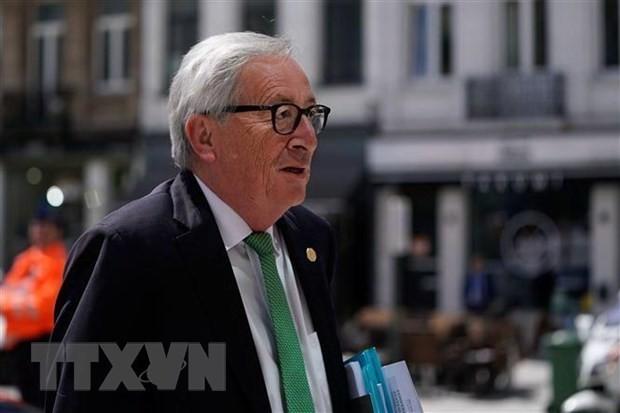 Presidente de la Comisión Europea acredita Tratado de Libre Comercio con Vietnam - ảnh 1