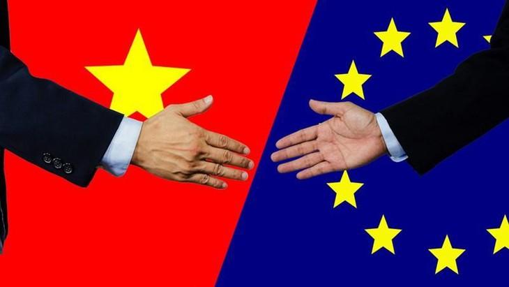 Tratado de Libre Comercio Vietnam-UE promete buenas perspectivas comerciales e inversionistas - ảnh 1