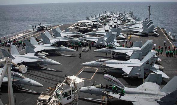 Estados Unidos e Irán siguen con el juego de la cuerda al borde de guerra - ảnh 1