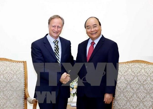 Premier vietnamita llama a ratificar con celeridad tratado de libre comercio con Unión Europea - ảnh 1