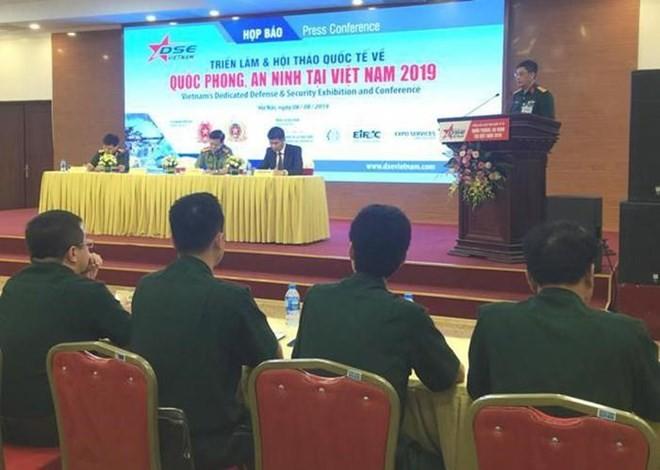 Exposición internacional de seguridad contribuirá a reforzar combatividad de Vietnam - ảnh 1