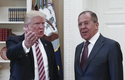Putin ofrece transcripción para probar que Donald Trump no pasó secretos a Rusia - ảnh 1