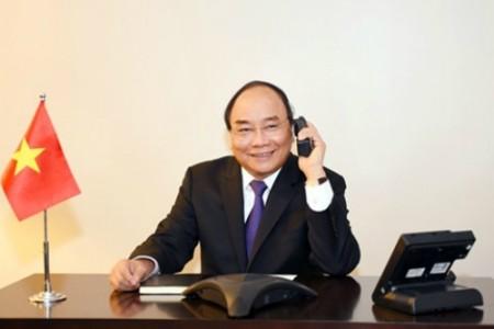 Premier vietnamita concluye exitosamente visita a Estados Unidos  - ảnh 2