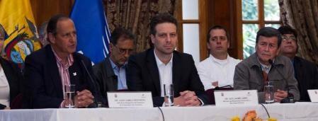 ELN y el gobierno de Colombia acuerdan crear grupo de países de apoyo a diálogos de paz - ảnh 1