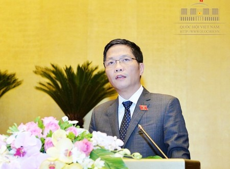 Diputados vietnamitas discuten la reforma de la Ley de Competitividad  - ảnh 1