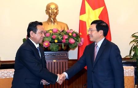 Vietnam y Mongolia estrechan sus relaciones  - ảnh 1