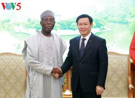Vietnam y Nigeria consolidan sus lazos  - ảnh 1