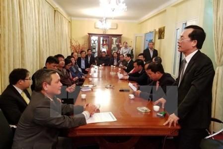 Vietnam y Argelia por concretar los compromisos bilaterales  - ảnh 1