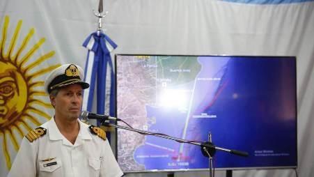 El submarino argentino ARA San Juan continúa envuelto en el misterio  - ảnh 1