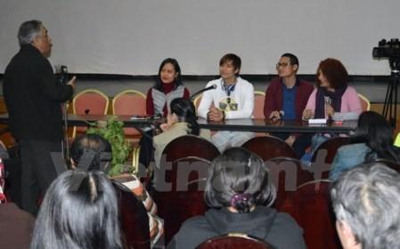 Vietnam participa en Festival Internacional de Cine en Egipto - ảnh 1