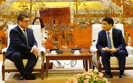 Seychelles ayudará a Vietnam a construir una planta de tratamiento de residuos de gasificación - ảnh 1