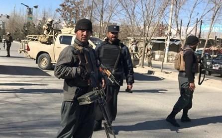 Estado Islámico reivindica el doble atentado suicida en Afganistán - ảnh 1