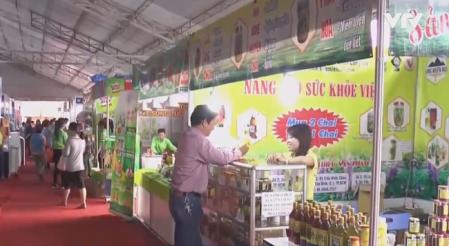 Ciudad Ho Chi Minh promociona el consumo de productos nacionales  - ảnh 1
