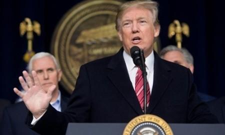 Trump planea el uso flexible de armas nucleares - ảnh 1