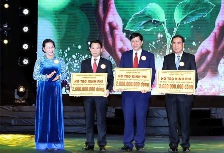 Aúnan esfuerzos por elevar la calidad de vida de los más necesitados en Vietnam - ảnh 1