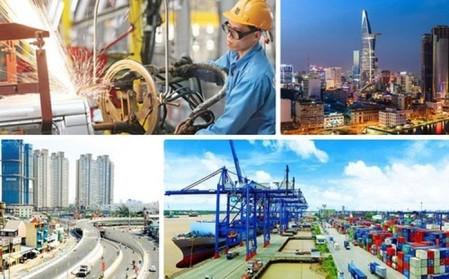 Notable comportamiento de economía vietnamita en primer trimestre de 2018 - ảnh 1