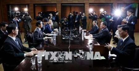 Corea del Sur busca declaración de desnuclearización con Corea del Norte - ảnh 1
