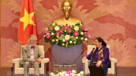 Estrechan nexos Vietnam-Unión Interparlamentaria  - ảnh 1