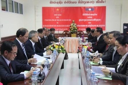 Vietnam y Laos buscan mejorar la cooperación religiosa - ảnh 1