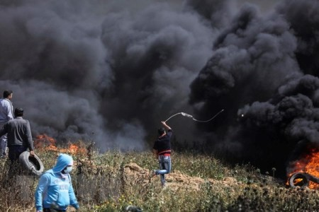 Corte Penal Internacional llama a poner fin a violencia en Gaza - ảnh 1