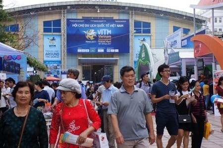 Feria turística VITM Hanói 2018 contribuye a promover el turismo vietnamita  - ảnh 1