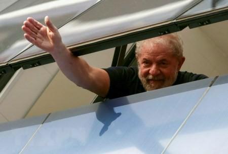Lula da Silva sigue siendo el candidato principal del PT - ảnh 1