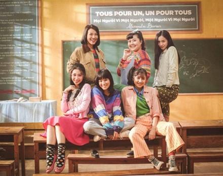 """Canciones que contribuyen al éxito de la película """"Thang Nam Ruc Ro""""  - ảnh 1"""
