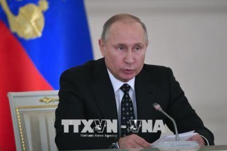 Rusia e Irán discuten situación siria  - ảnh 1