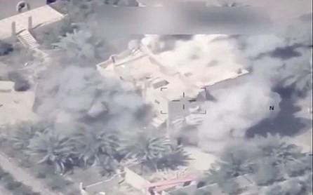 Iraq bombardea yihadistas en Siria  - ảnh 1
