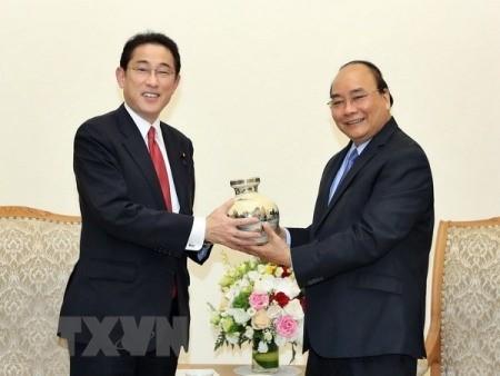 Vietnam atesora la asociación estratégica con Japón - ảnh 1