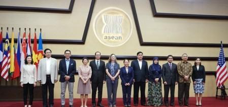 Comité Mixto de Cooperación Asean-Estados Unidos celebra su novena reunión - ảnh 1
